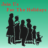Join us for the Holidays
