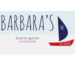 Barbara's on the Bay in Betterton
