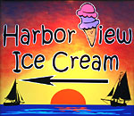 Harbor View Ice Cream in Georgetown, MD