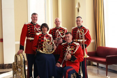 The President's Own U.S. Marine Band Brass