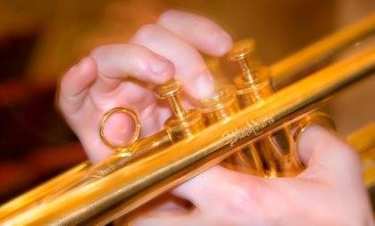 Davy DeArmond & Douglas Lindsey, Trumpet Recital