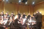 Washington College Chorus and String Orchestra