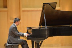Washington College Student Honors Recital