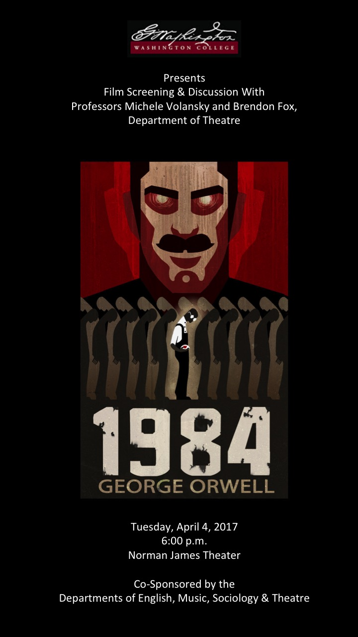 Film Screening and Discussion: 1984