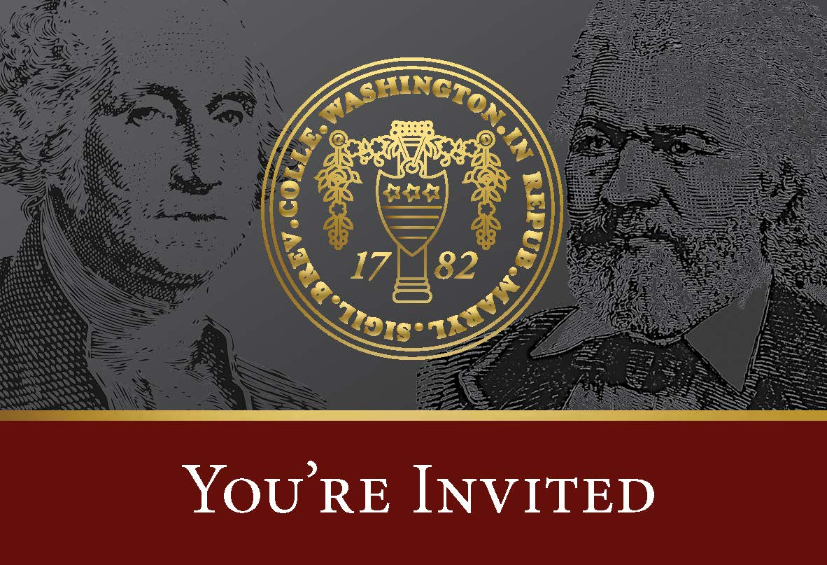 George Washington's Birthday Convocation and Celebration of the Frederick Douglass Bicentennial