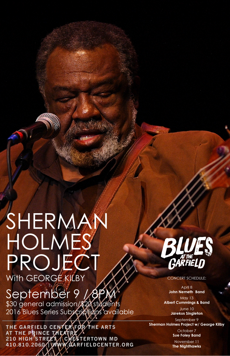 The Holmes Brothers feat. George Kilby - Part of the Chestertown Blues Series