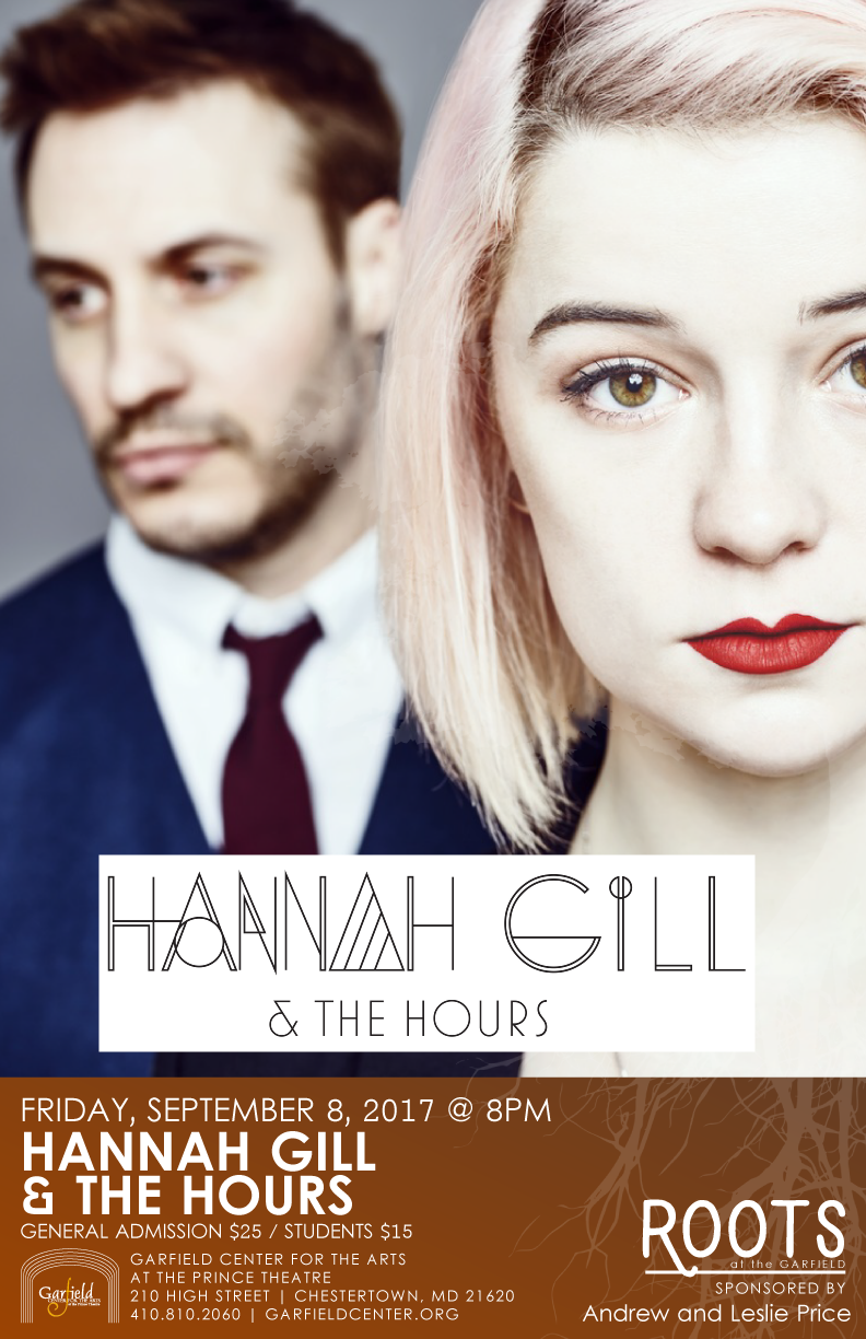 Hannah Gill & The Hours – ROOTS Series at the Garfield