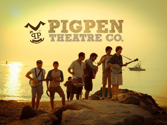 Mainstay at the Garfield Presents PigPen Theatre Co.