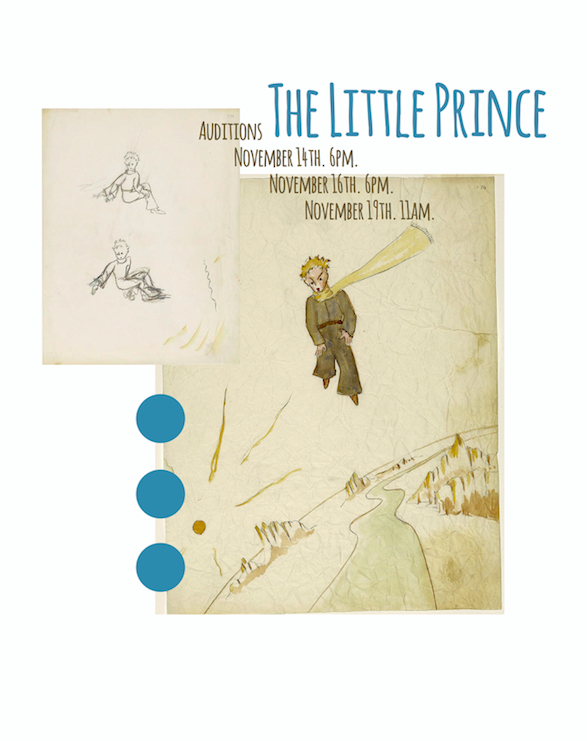 OPEN AUDITIONS: The Little Prince