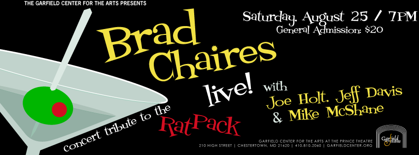 Brad Chaires Live! A Concert Tribute to the Rat Pack