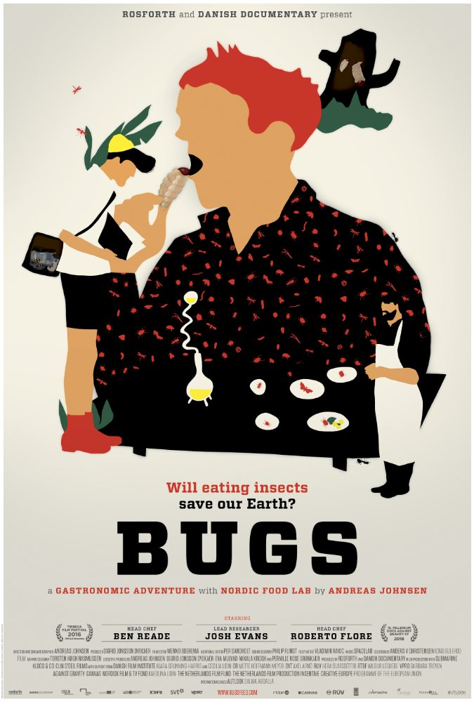 Bugs: a Gastronomic Adventure with Nordic Food Lab