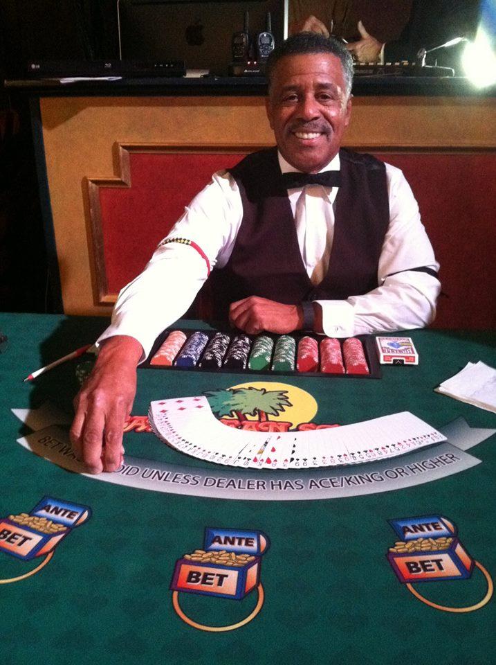 Shoot for the Stars - Casino Night!