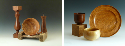 Abstract and Woodworking