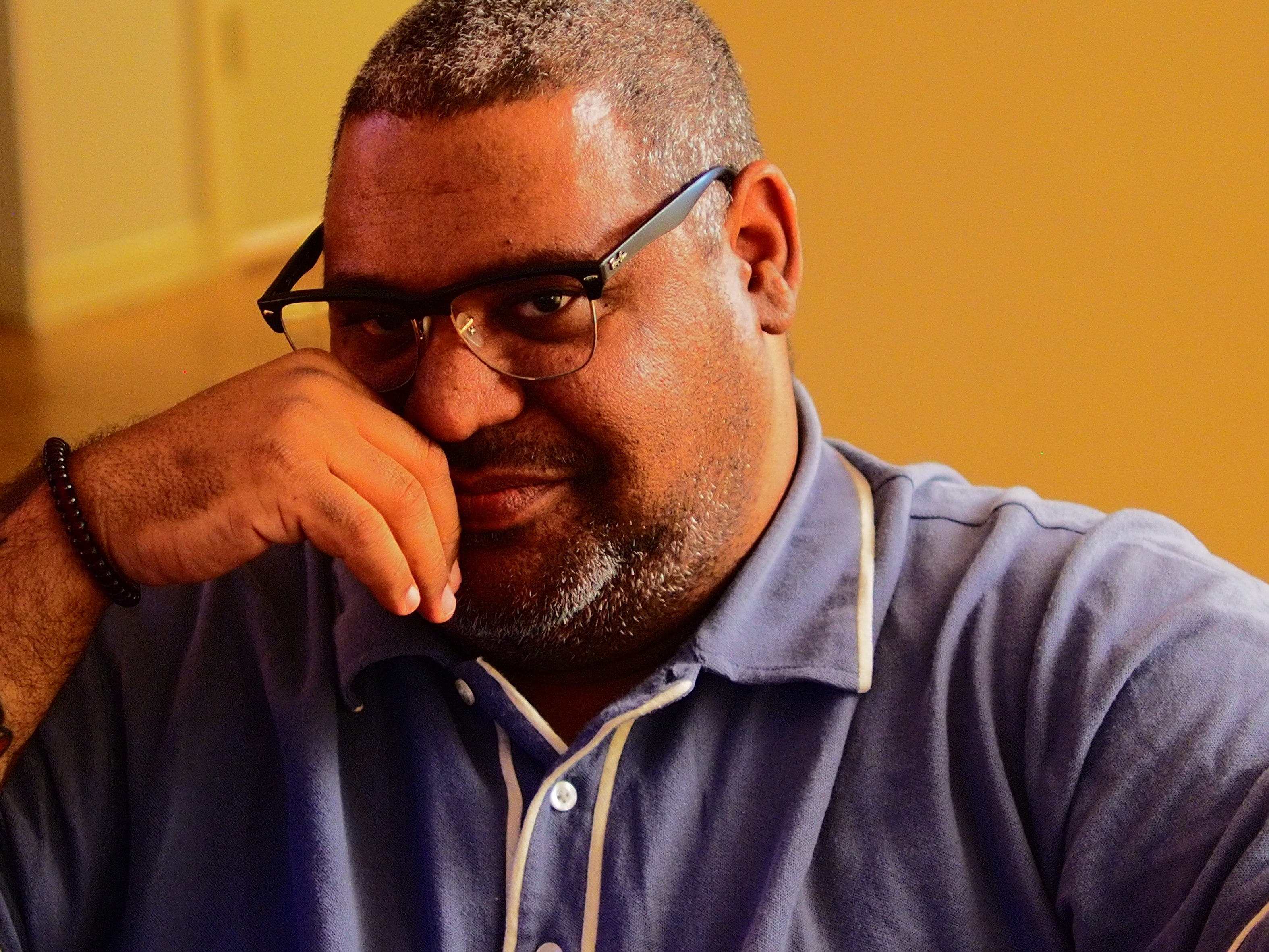 Literary House Series: The Personal & the Political—An Evening with Chris Abani