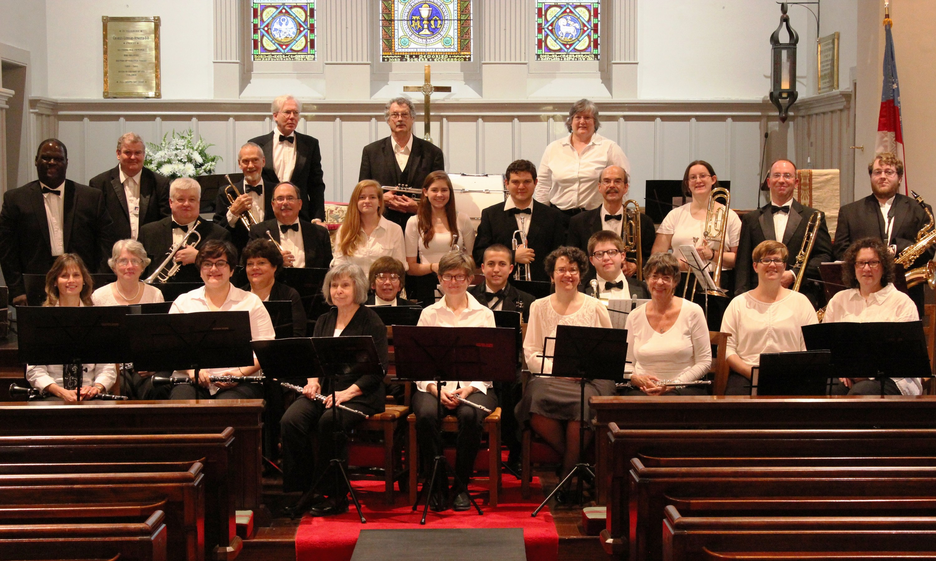Glad Tidings to All: Free Holiday Band Concert by the Eastern Shore Wind Ensemble