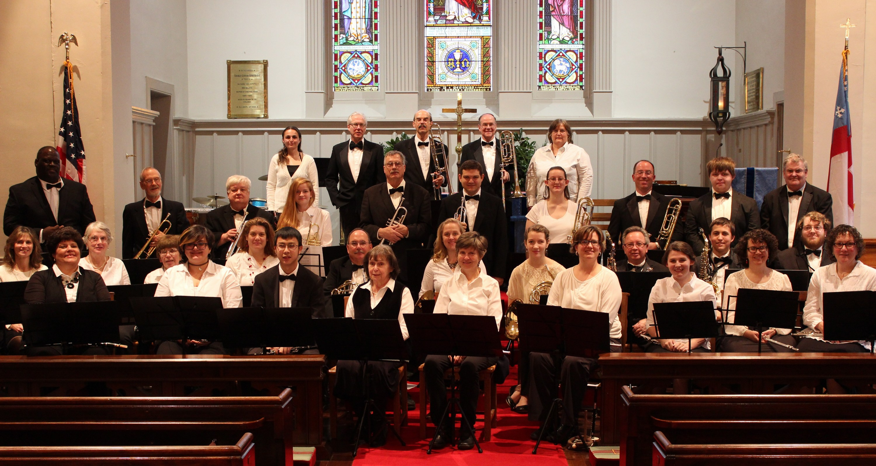 Eastern Shore Wind Ensemble Begins 17TH Season