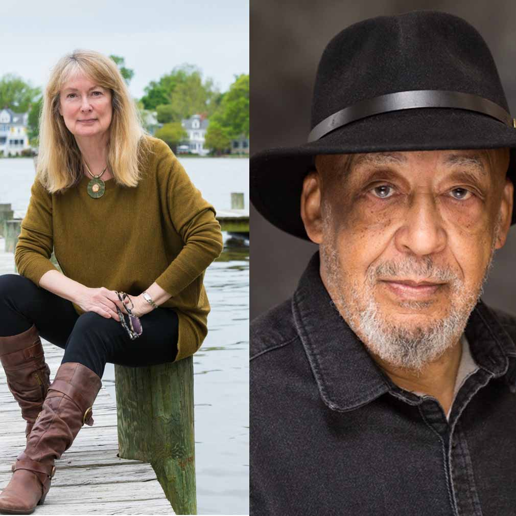 The Maryland Poetry Circuit with Robert Earl Price and Meredith Davies Hadaway