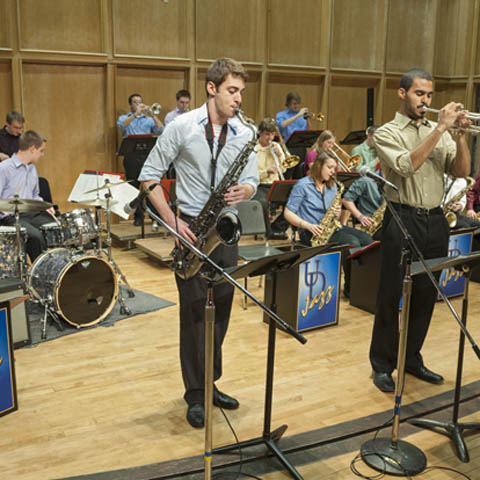 University of Delaware Jazz Ensemble