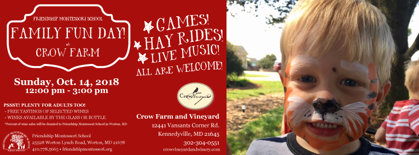 Family Fun Day at Crow Farm!