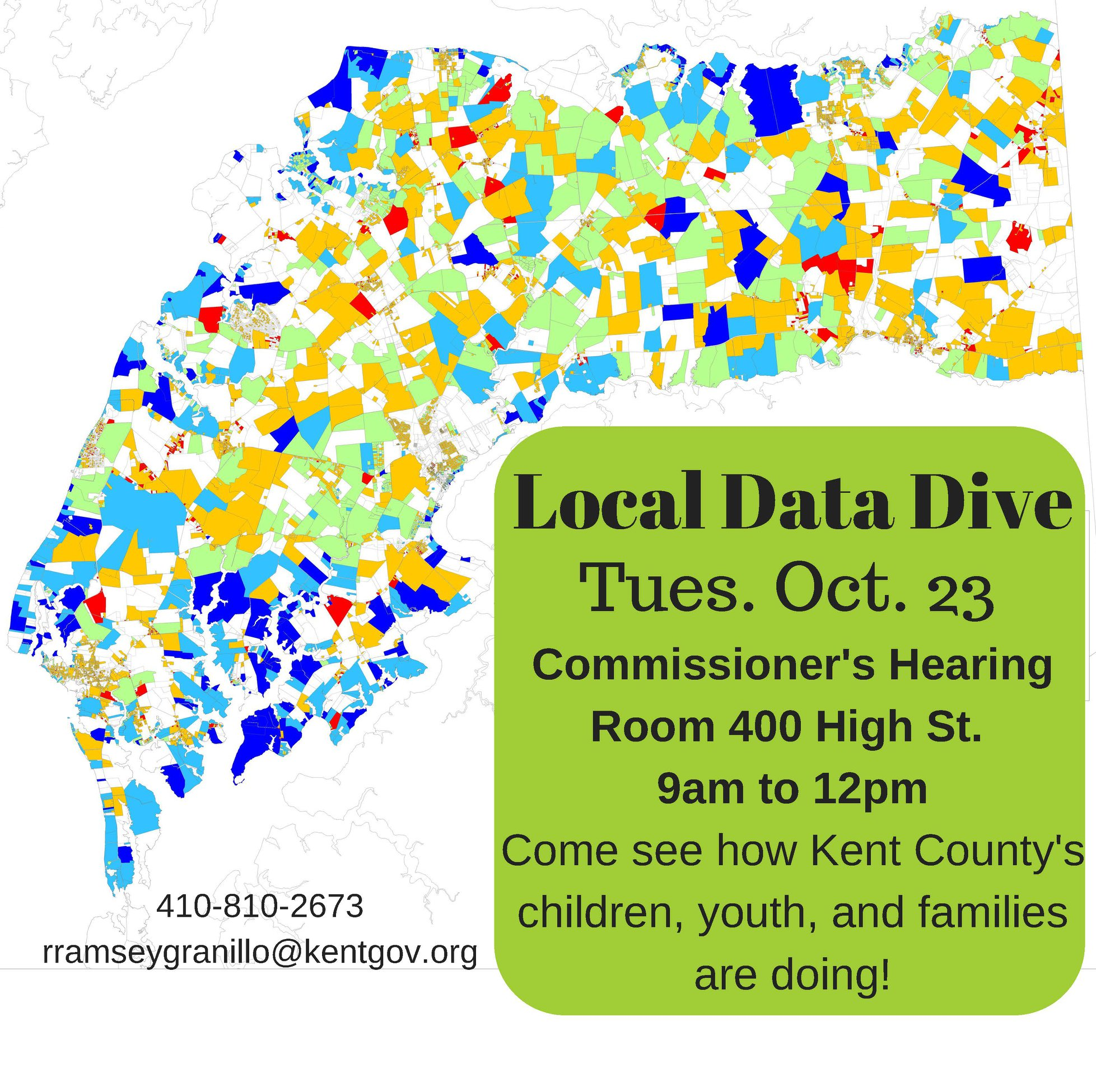 Local Data Dive