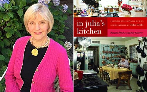 "Author Event: ""In Julia's Kitchen"" with Pamela Heyne"