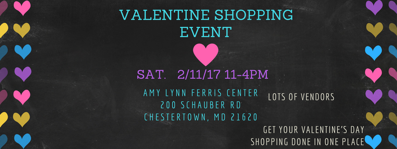 Valentine Shopping Event