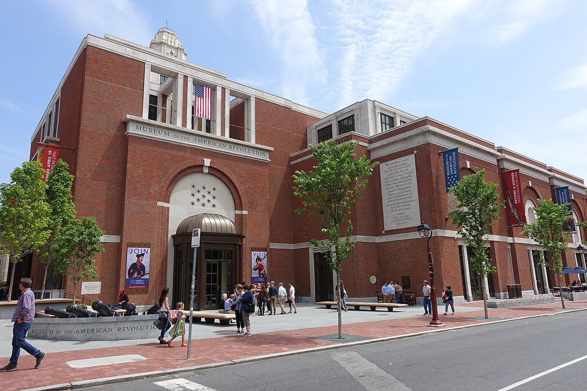 WC-ALL Trip to the Museum of the American Revolution