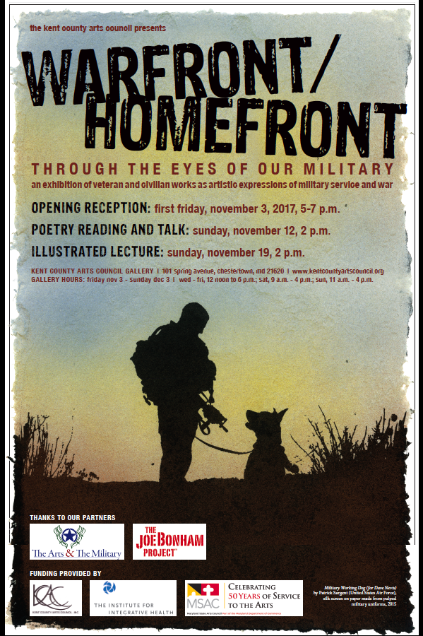 WarFront/HomeFront - POETRY Reading