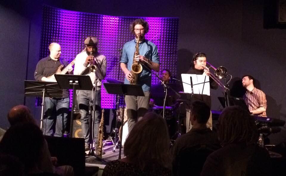 Julian Brezon's Deep Light Ensemble