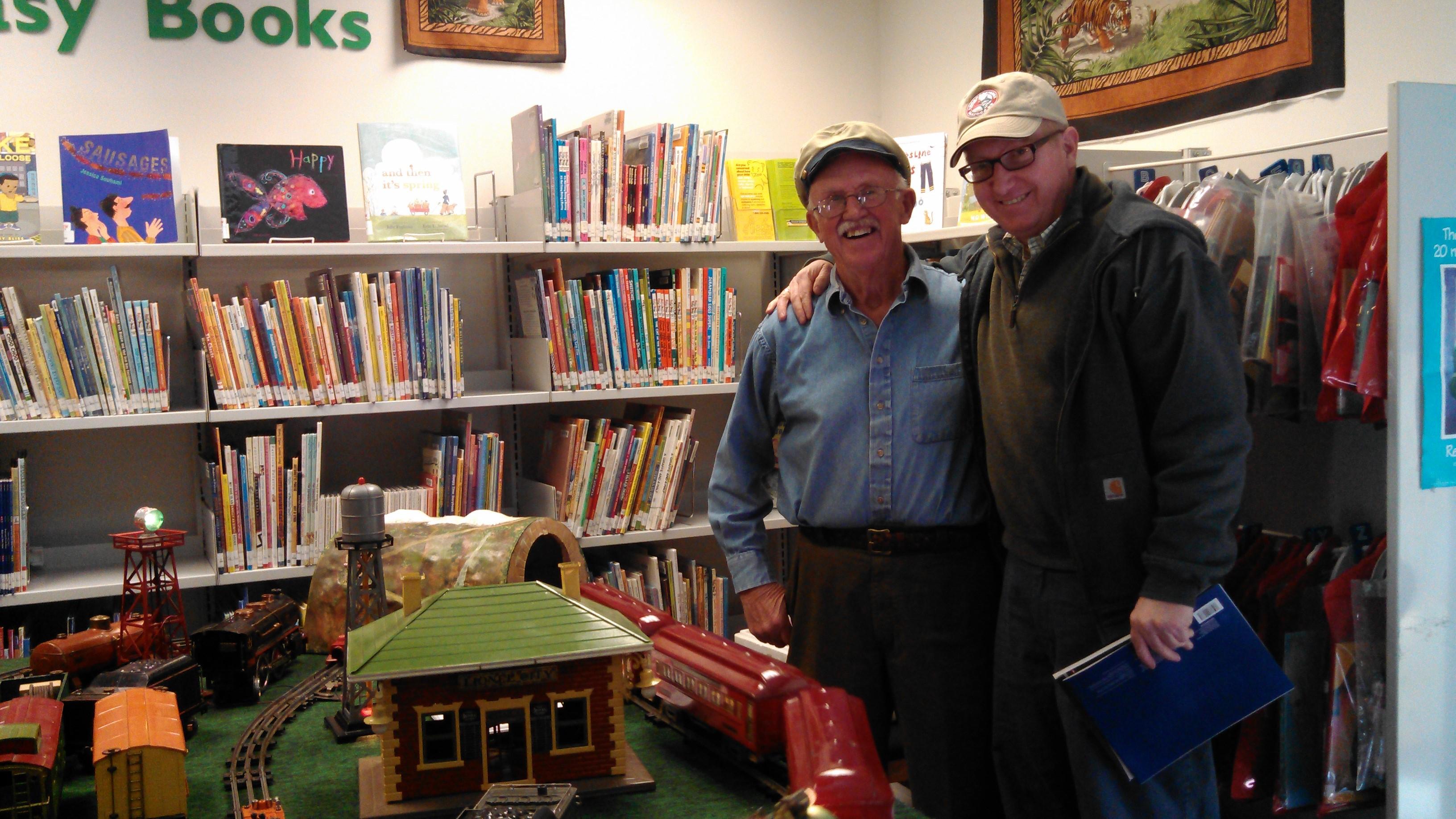 4th Annual Toy Train & Model Railroad Exhibit
