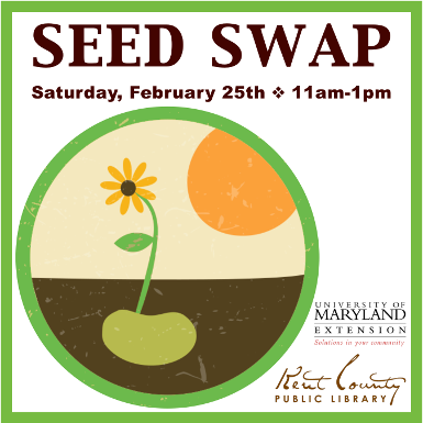 3rd Annual Seed Swap