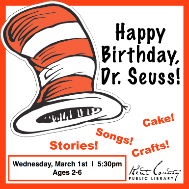 Happy Birthday, Dr. Seuss!