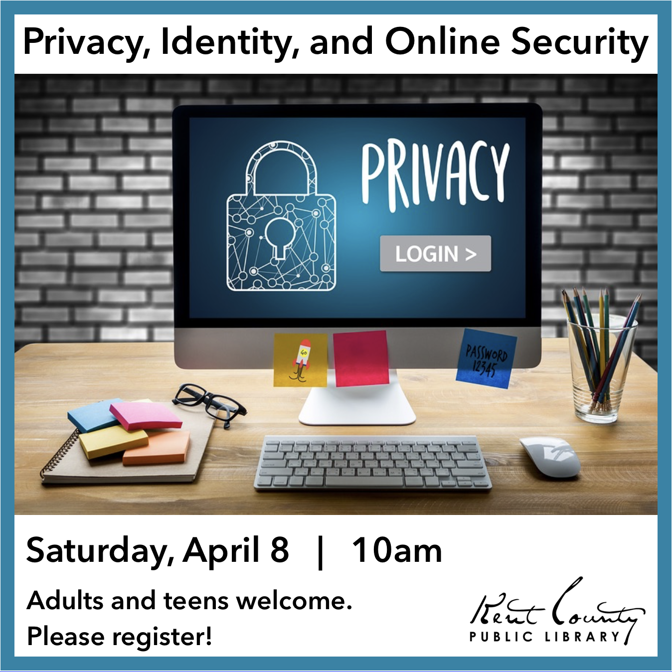 Privacy, Identity, and Online Security