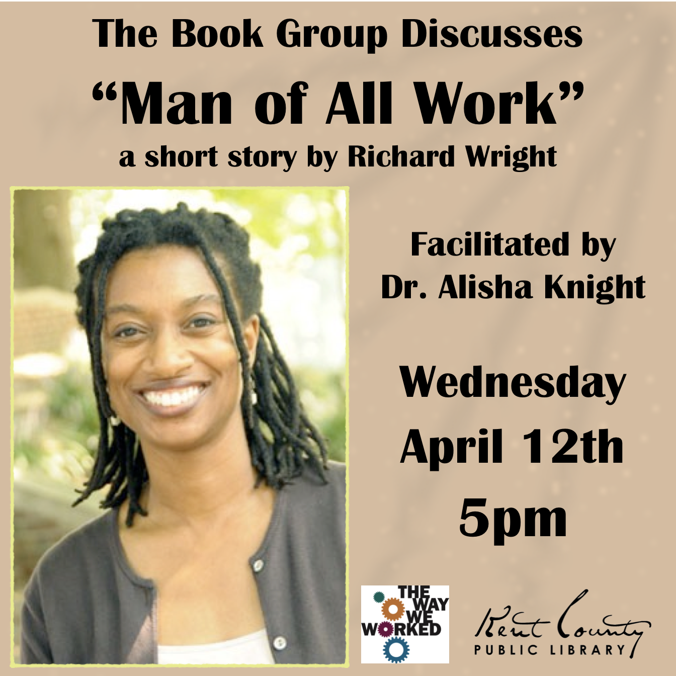 The Book Group: Man of All Work