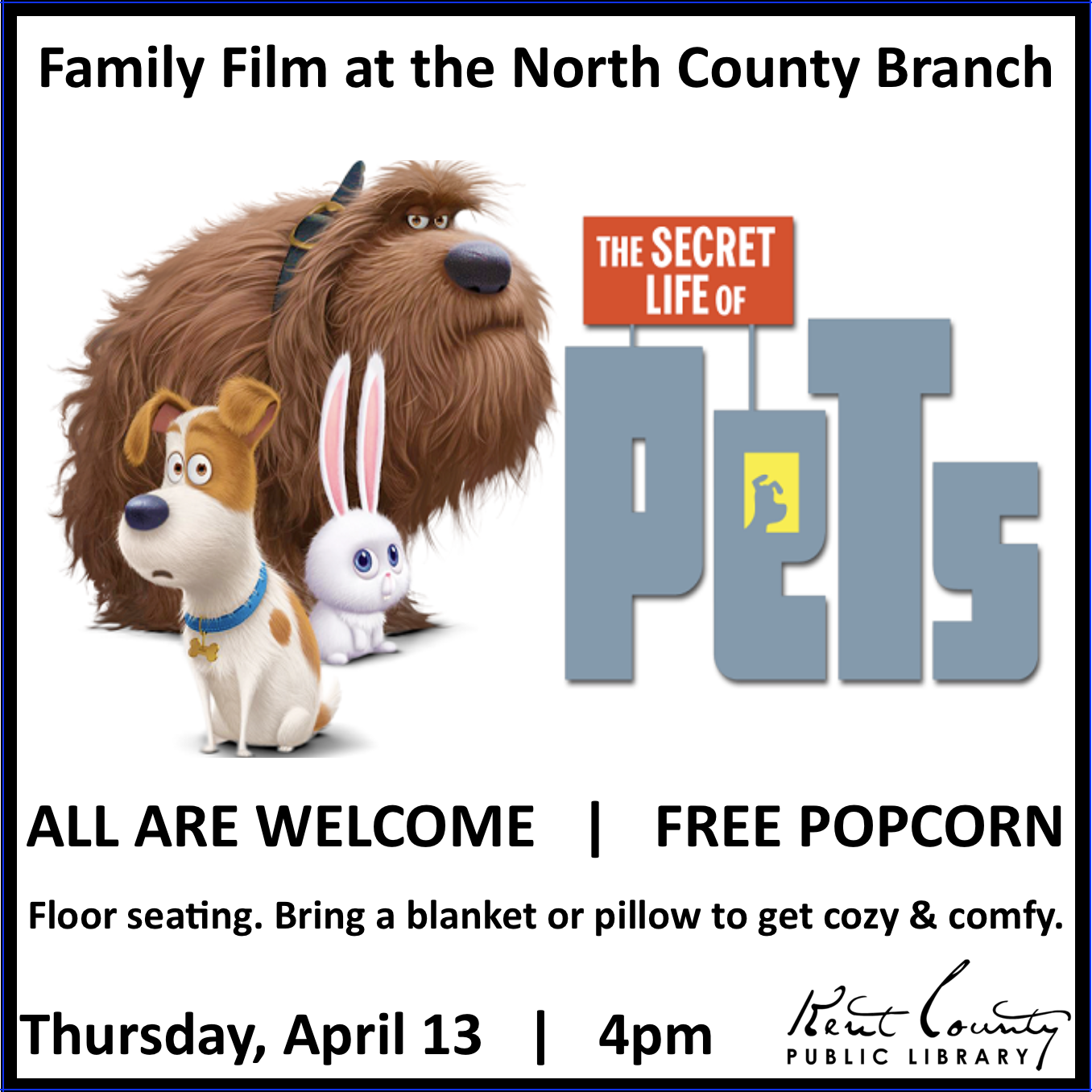 Family Movie - The Secret Life of Pets