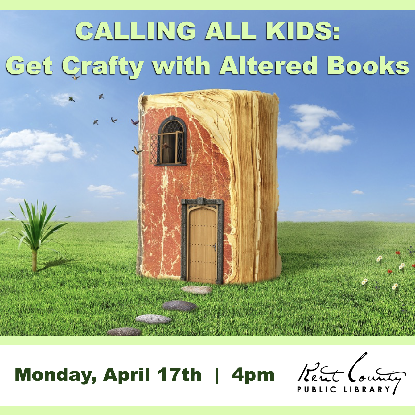 Let's Get Crafty with Altered Books
