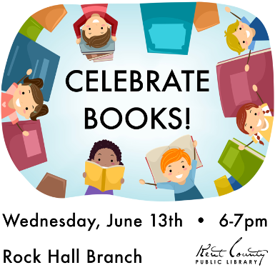 Rock Hall Branch Children's Collection Reception: Guest of Honor Betty Weller