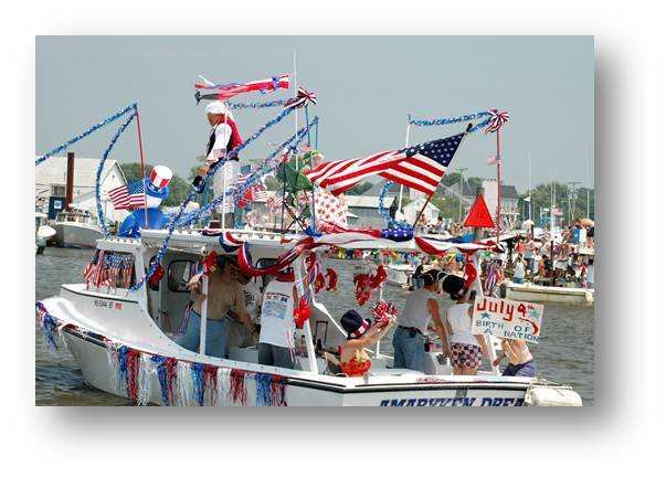 Native January Image. July fourth Watermans