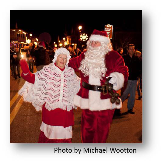 santa holiday page - Maryland Christmas Show