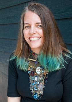 Artist Talk: Jacinda Russell