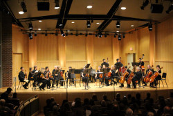 Washington College String Orchestra and Chorus