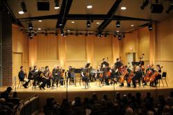 Washington College String Orchestra and Chorus