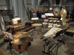 Percussion Chamber Music Concert
