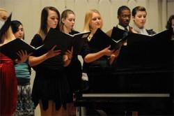 Washington College Music Department Vocal Recital