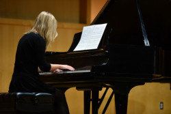Washington College Students Honors Recital