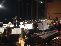 Washington College Symphonic Band and Jazz Ensemble