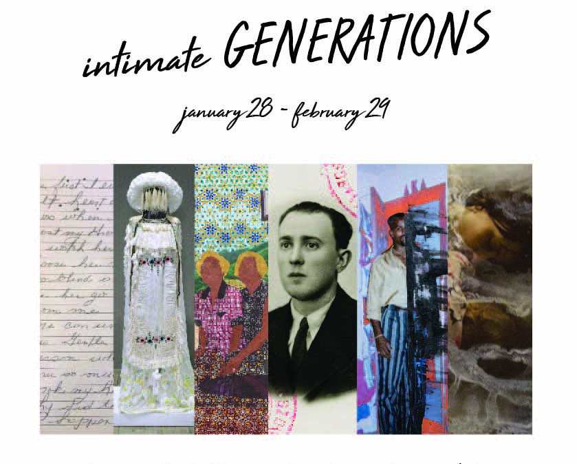 Intimate Generations Exhibit