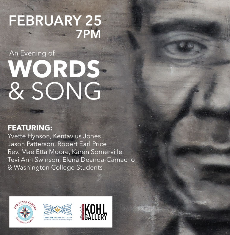 An Evening of Words and Song