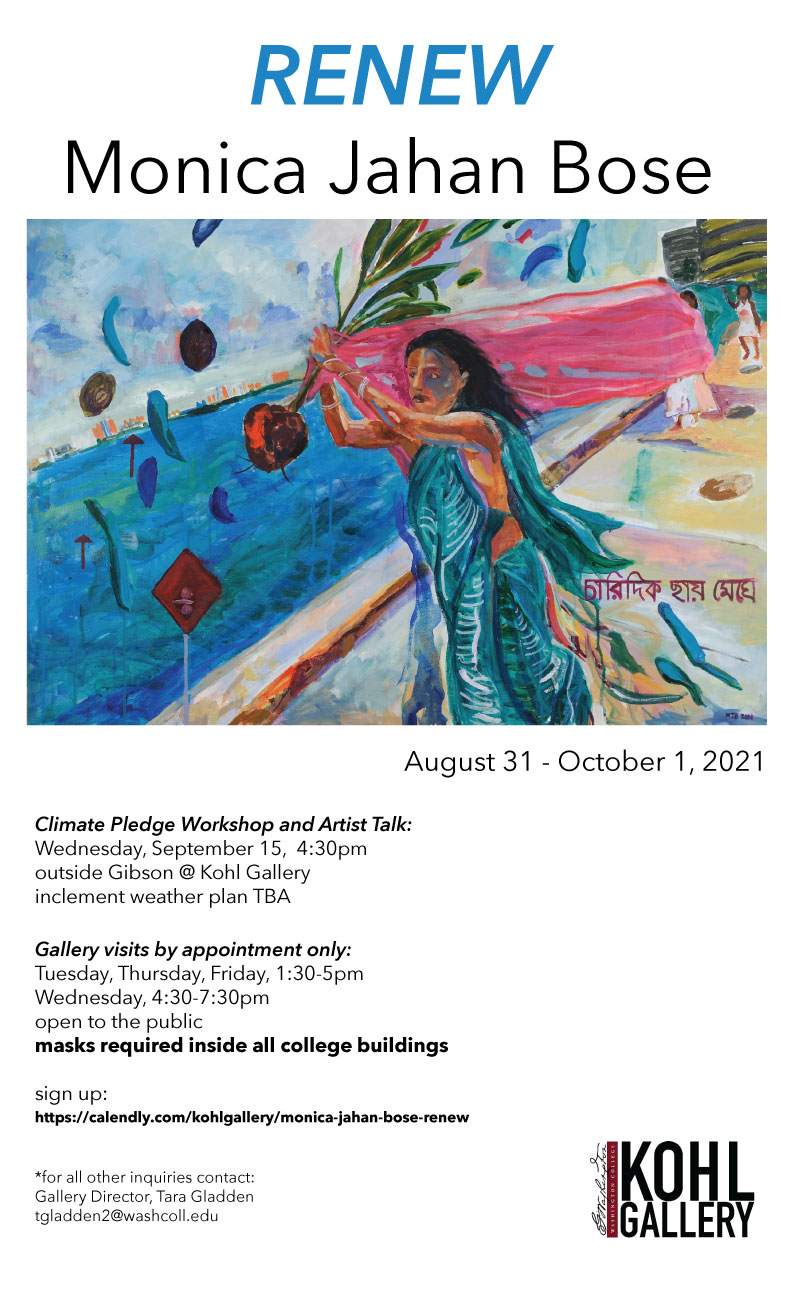 RENEW: Exhibition by Monica Jahan Bose