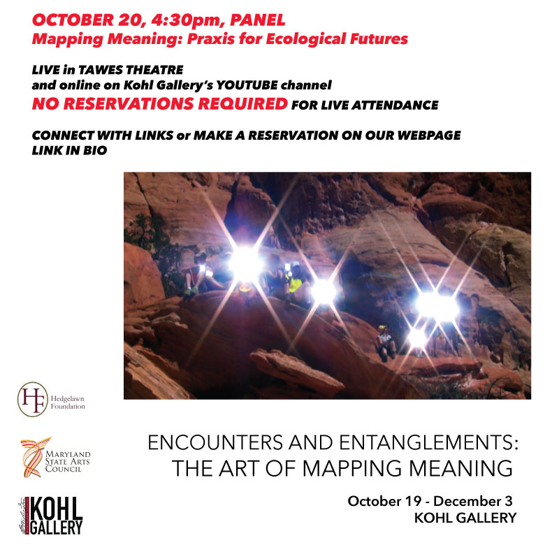 PANEL- Mapping Meaning: Praxis for Ecological Futures